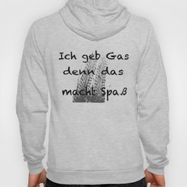 I Accelerate Because That's Fun. Hoody