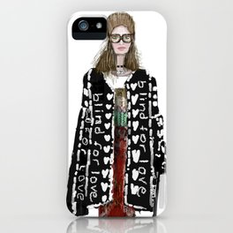 blind for love iPhone Case
