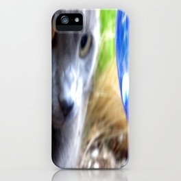 Greyjob VS. The Aquaglobe  iPhone Case