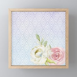 Sweet Romance Framed Mini Art Print