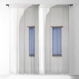 Minimal Architecture Blackout Curtain