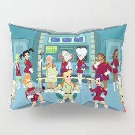 Inside Nimbus Ship Pillow Sham