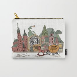 Old Europe. Krakow Carry-All Pouch