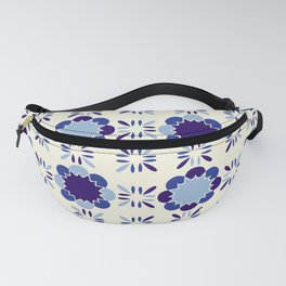 Portuense Tile Fanny Pack