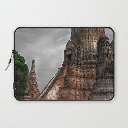 Wat Chaiwatthanaram Laptop Sleeve