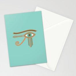 Eye of Horus Ancient Egyptian Amulet Stationery Cards