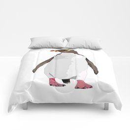 Yellow-Eyed Penguin  Comforters