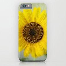 Sunflower Slim Case iPhone 6