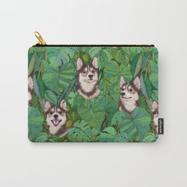Pomsky Garden Carry-All Pouch