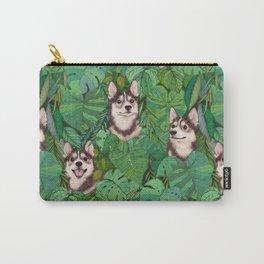 Pomsky Garden Carry-All Pouch