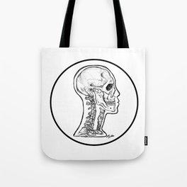 cervical Tote Bag