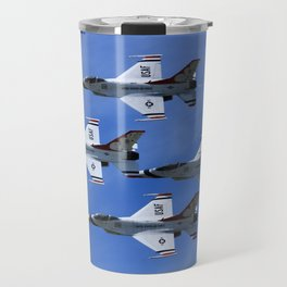 USAF Thunderbirds Diamond 4 Travel Mug