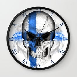 To The Core Collection: Finland Wall Clock