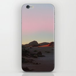 Teide Sunrise iPhone Skin