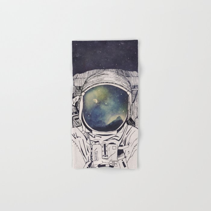 Dreaming Of Space Hand & Bath Towel
