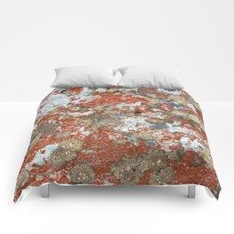 Red Mushroom Comforters