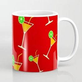 Bloody margarita drink Coffee Mug