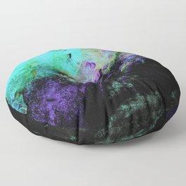 STORMY BLACK v2 Floor Pillow