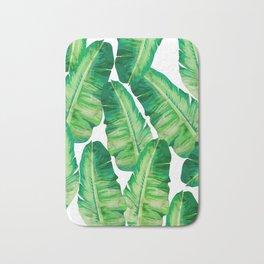 Exotic tropical pattern I Bath Mat