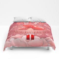 Happy Valentine´s day Comforters