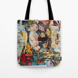 The other side of the paradise theater.... Tote Bag