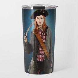 Doctor Who - Pirate Pond Travel Mug