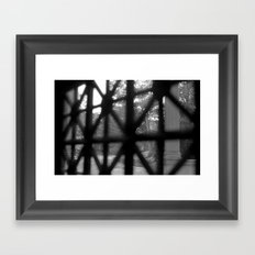 Inside Looking Out Framed Art Print