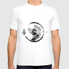 O Moon! the oldest shades #everyweek 45.2016 Mens Fitted Tee White MEDIUM