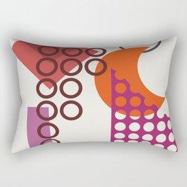 Abstract No.18 Rectangular Pillow