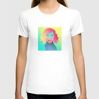 gradient T-shirts featuring Princess Gradient by maysgrafx