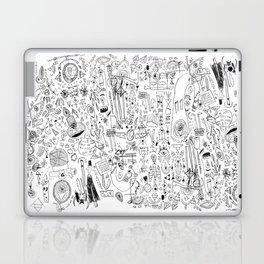 Balustrade B001 Laptop & iPad Skin