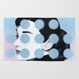 Audrey (Dots) by Famous When Dead Rug