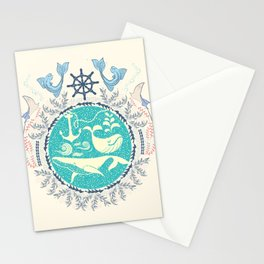 The Paradise Stationery Cards
