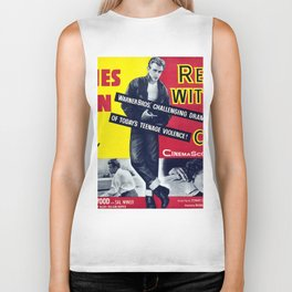 Rebel Without A Cause Biker Tank