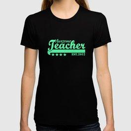 Best Teacher teaching 8th school love children teach Tshirt T-shirt