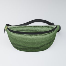WITHIN THE TIDES FOREST GREEN by Monika Strigel Fanny Pack
