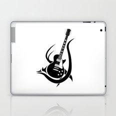 Tribal Guitar Laptop & iPad Skin