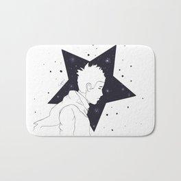 Star Man Bath Mat