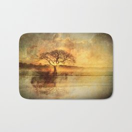 Sunset On The Savannah Bath Mat