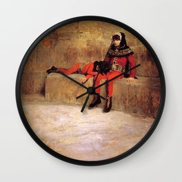 Jean-Paul Laurens - Untitled Wall Clock