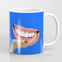 dentist Mugs featuring Playing At Home by Tyler Spangler