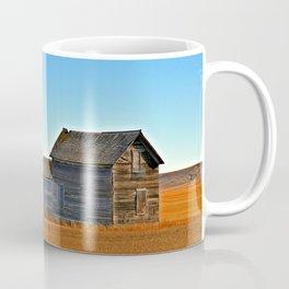On Prairie Plains in Eastern Montana Coffee Mug
