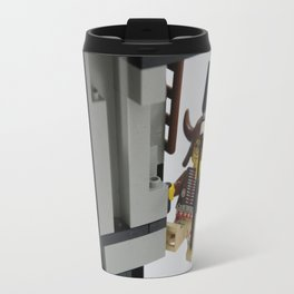 Lego Indian climbing Travel Mug