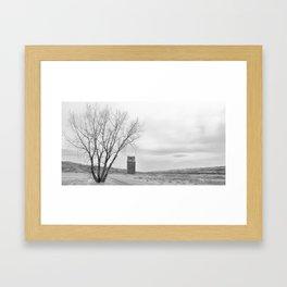 Dorothy Rests Framed Art Print