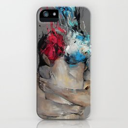 The cloud iPhone Case