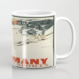 Vintage poster - Germany Coffee Mug