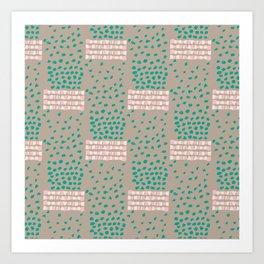 Loui Love V3 Art Print