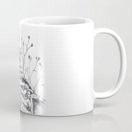 Sono crepe e spine che avanzano tra le vertebre. Coffee Mug