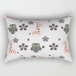 Playland Rectangular Pillow