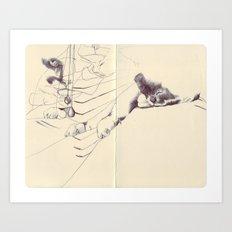 Sketchbook Art Print
